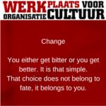 misverstand bij cultuurverandering
