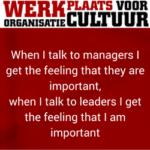 leiderschap organisatie