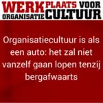 verandering organisatiecultuur