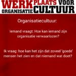 leidinggevende organisatiecultuur